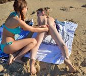 Kristen and Nina - Kinky Ocean View - FTV Girls 6