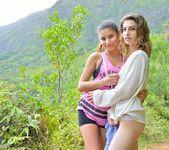 Kristen and Nina - Secret Kailua Trail - FTV Girls 3