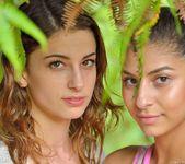 Kristen and Nina - Secret Kailua Trail - FTV Girls 4