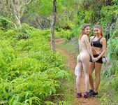 Kristen and Nina - Secret Kailua Trail - FTV Girls 7