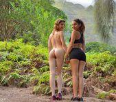 Kristen and Nina - Secret Kailua Trail - FTV Girls 14