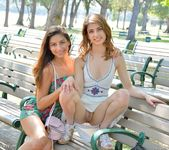 Kristen and Nina - Tug Finger Fist - FTV Girls 6