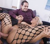 Milf Nikyta Enjoys Hard Anal While Her Husband Watches 10