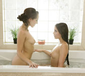 Jenna Sativa, Lucy Doll - Feels So Good - Nubile Films 4