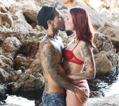 Silvia Rubi - Amor en Ibiza - Burning Angel 5
