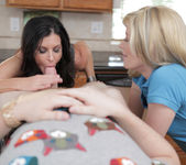 Bailey Bradshaw, India Summer - Study Session Turns Sexual 3
