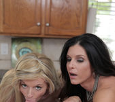 Bailey Bradshaw, India Summer - Study Session Turns Sexual 5