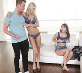 Katie Morgan, Charlotte Cross - Stepmoms Sex Advice 5