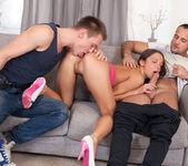 Foxy Di - Love Triangle - Petite HD Porn 4
