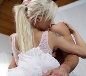 Elsa Jean - My Blonde Ballerina - Petite Ballerinas Fucked 3