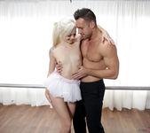 Elsa Jean - My Blonde Ballerina - Petite Ballerinas Fucked 5