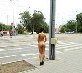 Gina Devine - Nude in Public - ALS Scan 3
