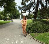 Gina Devine - Nude in Public - ALS Scan 5