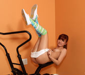 Alaura Lee, Sarah Peachez - Post-Workout Stretch - ALS Scan 5