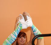 Alaura Lee, Sarah Peachez - Post-Workout Stretch - ALS Scan 6