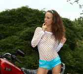 Malena Morgan - Grease Monkey - ALS Scan 3