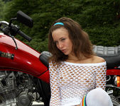 Malena Morgan - Grease Monkey - ALS Scan 12