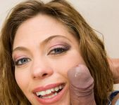 After a Blowjob & Facial, Angel Fallen Says Thanks - Private 12