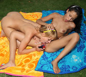 Amia Moretti, Blue Angel - Sex Hammock - ALS Scan 14