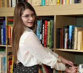 Alice March - Librarian - ALS Scan 2