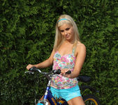 Bridget Brooke - Nude Cyclist - ALS Scan 2
