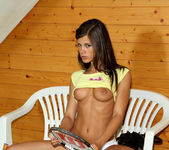 Little Caprice - Cause a Racquet - ALS Scan 6