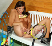 Little Caprice - Cause a Racquet - ALS Scan 10