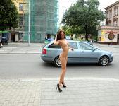 Michaela Isizzu - Nude in Public - ALS Scan 2