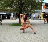 Michaela Isizzu - Nude in Public - ALS Scan 9