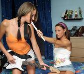 Austin Reines, Layla Parker - Musical Mistresses - ALS Scan 2