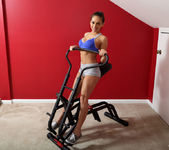 Sara Luvv - Physical Training - ALS Scan 2