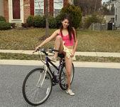 Shyla Jennings - Pro Cyclist - ALS Scan 2