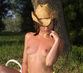 Nadia Taylor - Cowgirl Picnic - ALS Scan 5