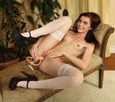 Emma Stoned - Redheaded Twitcher - ALS Scan 13