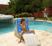 Leyla Black, Zack - Pool Boy - ALS Scan 2