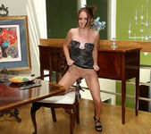 Sadie Grey - Dining for One - ALS Scan 4