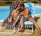 Gina Gerson, Victor Solo - Bottoms Up - ALS Scan 3