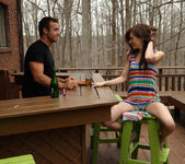 Chad White, Emma Stoned - Barkeep - ALS Scan 2