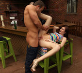 Chad White, Emma Stoned - Barkeep - ALS Scan 11
