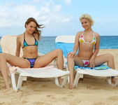 Bibi Noel, Blue Angel - Bibi & Blue - ALS Scan 2