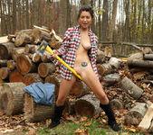 Daisy Haze - Lumberjill - ALS Scan 8