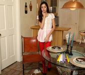 Kristina Bell - Hot Pink Center - ALS Scan 2