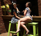 Alaina Kristar, Gia Paige - Double Trouble - ALS Scan 2