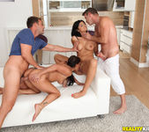 Liaa, Nasty Khalifa - Nasty For Lia - Euro Sex Parties 8