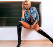 Clara G - Dirty in Denim - Holly Randall 3