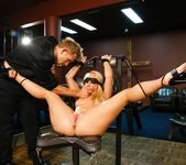 AJ Applegate - Squirt Queen AJ Dominated & Soaked 9