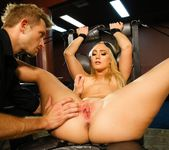AJ Applegate - Squirt Queen AJ Dominated & Soaked 11