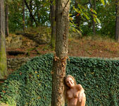 Ness - In The Park - Erotic Beauty 5