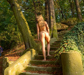 Ness - In The Park - Erotic Beauty 9