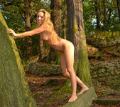 Ness - In The Park - Erotic Beauty 12